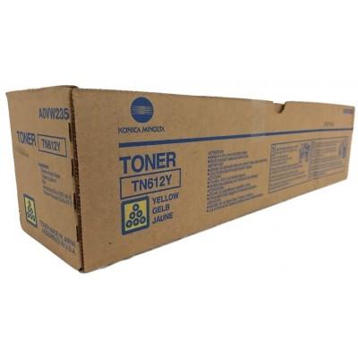 Toner Yellow Original Bizhub C5501, C6501