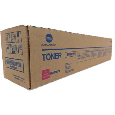 Toner Magenta Original Bizhub C8000