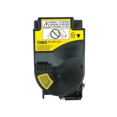 Toner Yellow Original Bizhub C350, C351, C450